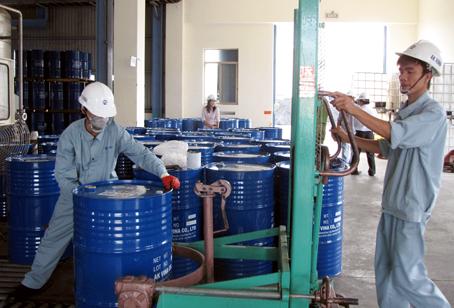 Công ty sản xuất hóa chất cơ bản đảm bảo chất lượng ở đâu?