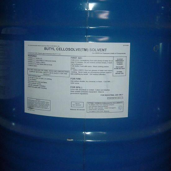 Công ty sản xuất hóa chất BCS chất lượng đảm bảo uy tín